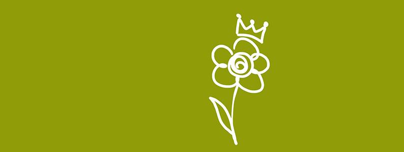 blume mit krone 2